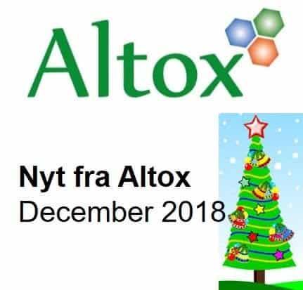 Nyhedsbrev December 2018