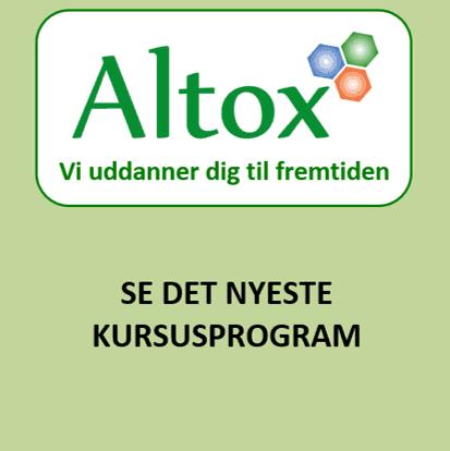 Altox kursuskatalog