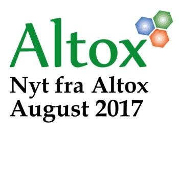 Nyhedsbrev August 2017