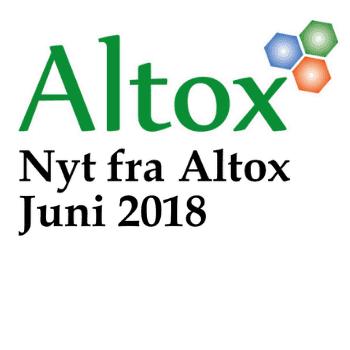 Nyhedsbrev Juni 2018