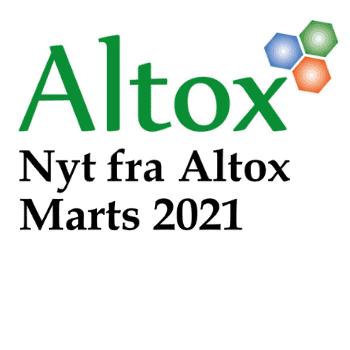 Nyhedsbrev marts 2021