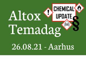 Altox temadag 2021 Aarhus 26.08.