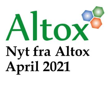 Nyhedsbrev april 2021