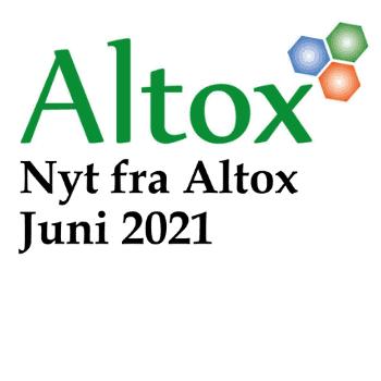 Nyhedsbrev juni 2021