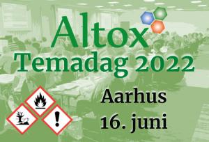 Altox Temadag Aarhus – 16.06.2022