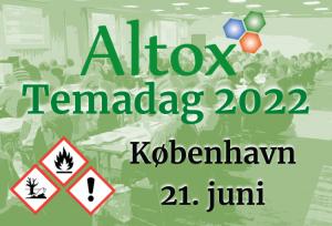 Altox Temadag afholdes i Kbh. – 21.06.2022