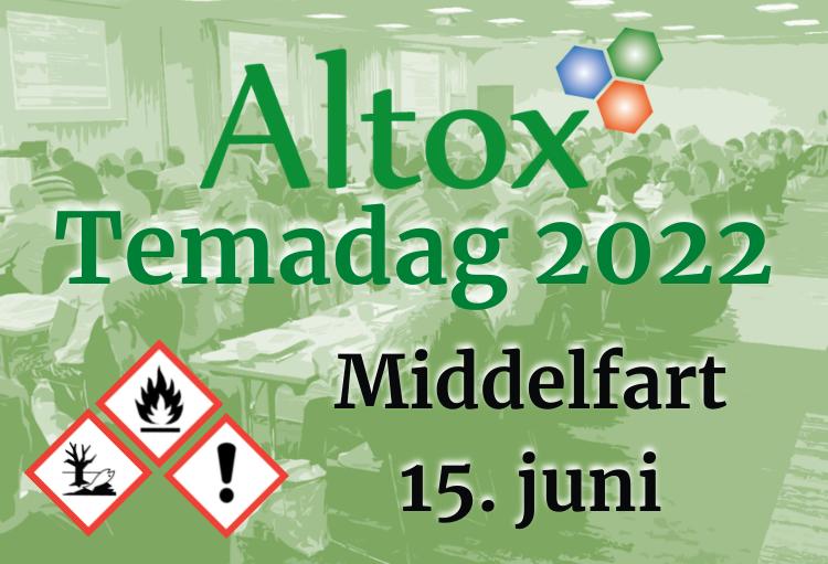 Altox Temadag Middelfart - 15.06.2022